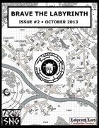 BTL002: Brave the Labyrinth - Issue #2 (PRINT)