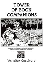 WBO03: Tower of Boon Companions
