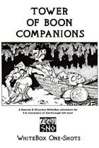 WBO03: Tower of Boon Companions