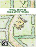 OWBa003: WWII: OnePage (Tankbuster Terror)
