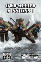 OWB: ALLIED MISSIONS I [BUNDLE]