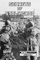 OWB012: Secrets of Stalingrad
