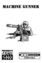 OWB001c: Machine Gunner Class