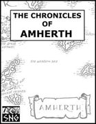 The Chronicles of Amherth