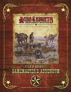 Aces & Eights: Player's Guidebook GM addendum