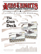 Aces & Eights: Gun Deck