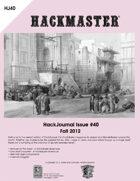 HackJournal #40