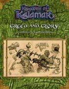 Greed and Glory
