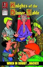 Knights of the Dinner Table #11