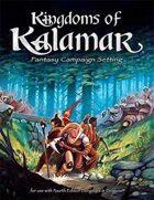 Kingdoms of Kalamar 4th edition campaign setting