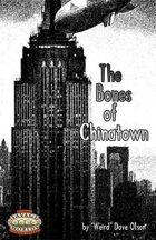Bones of Chinatown
