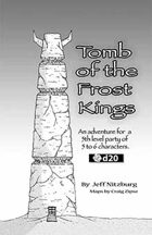 Tomb of the Frost Kings