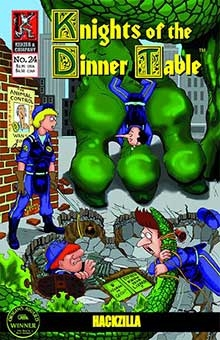 knights of the dinner table pdf