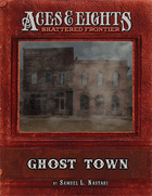Aces & Eights: Ghost Town