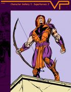 Character Gallery I: Superheroes 2