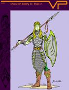 Character Gallery II: Elves 2