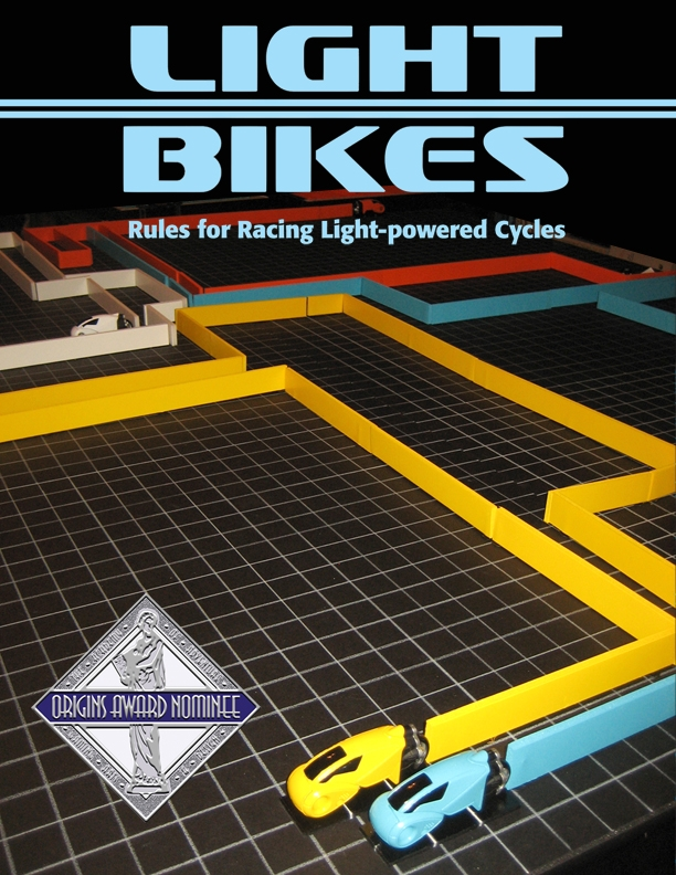 LIGHT BIKES: Rules for Racing Light-powered Cycles