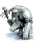 Stock Art: Arctic Beastman