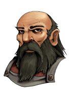 Stock Portraits: Male Dwarf