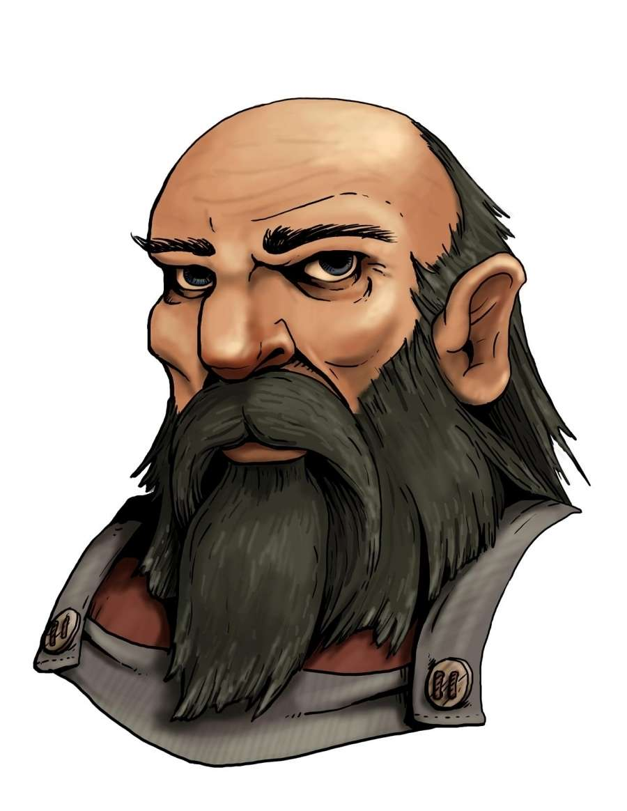 Commander of the Grey Quest (Dragon Age, CK2) | Page 9 ... |Dwarf Male Portrait