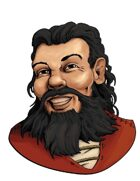 Stock Portraits: Male Dwarf 2