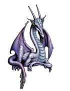 Stock Art: Young Dragon