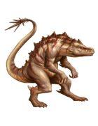 Stock Art: Earth Dragon