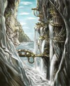 Stock Landscapes: Elven City