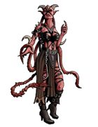 Stock Art: Demoness II