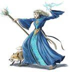 Stock Art: Elven Wizard