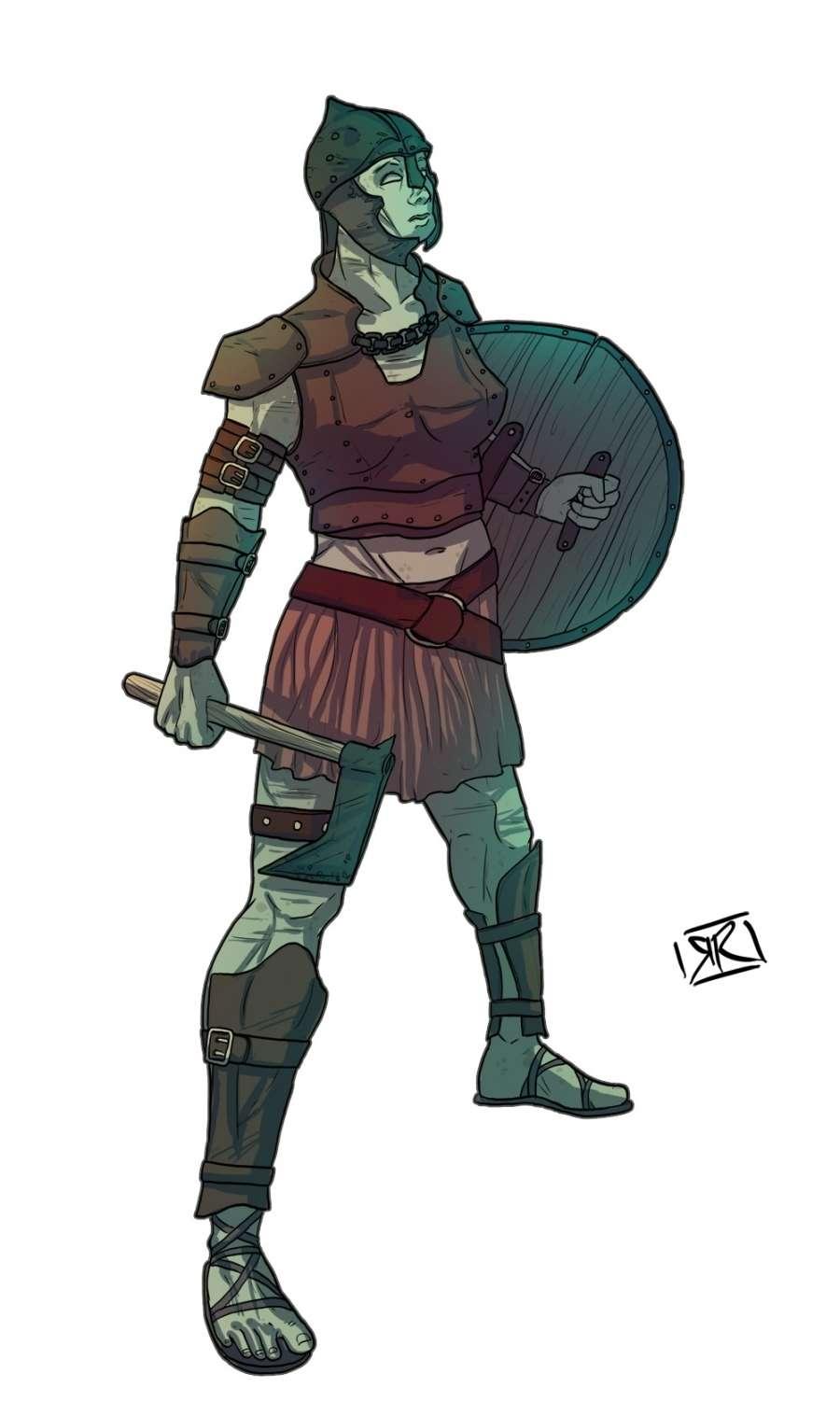 oread monk pathfinder - HD900×1517