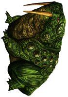 Stock Art: Sabretooth Toad