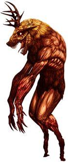 Marvel sasquatch vs wendigo