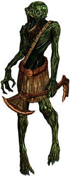 Stock Art: Zombie