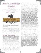 Fehr's Ethnology: Zendiqi [PFRPG]