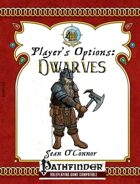 [PFRPG] Player's Options: Dwarves