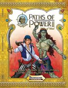 Paths of Power II: Paths of Blood