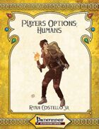 [PFRPG] Player's Options: Humans