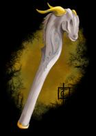 Stock Art: Asterion's Head