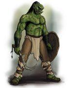 Stock Art: Orc Runereaver I