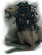Stock Art: Demonic Lion