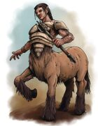 Stock Art: Centaur