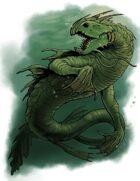 Stock Art: Sea Dragon