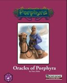 Oracles of Porphyra [PFRPG]