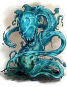 Stock Art: Elemental Plant Monster