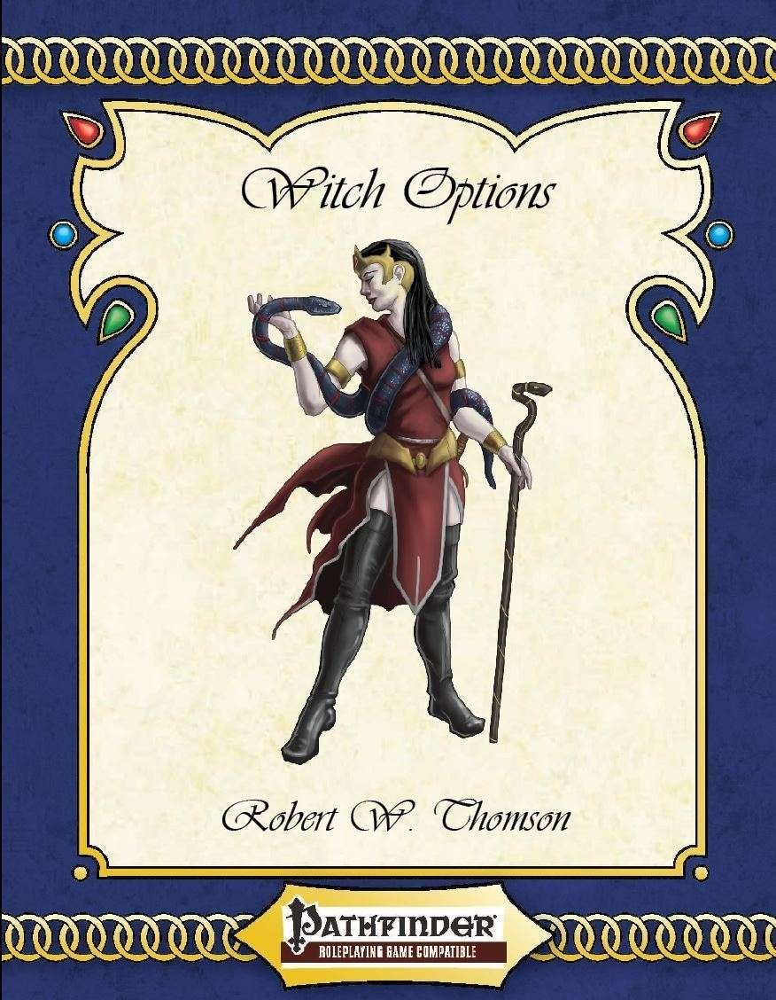 Witch Options (PFRPG)
