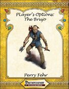 [PFRPG] Player's Options: The Brujo