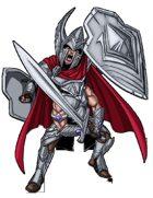 Stock Art: Celestial Knight