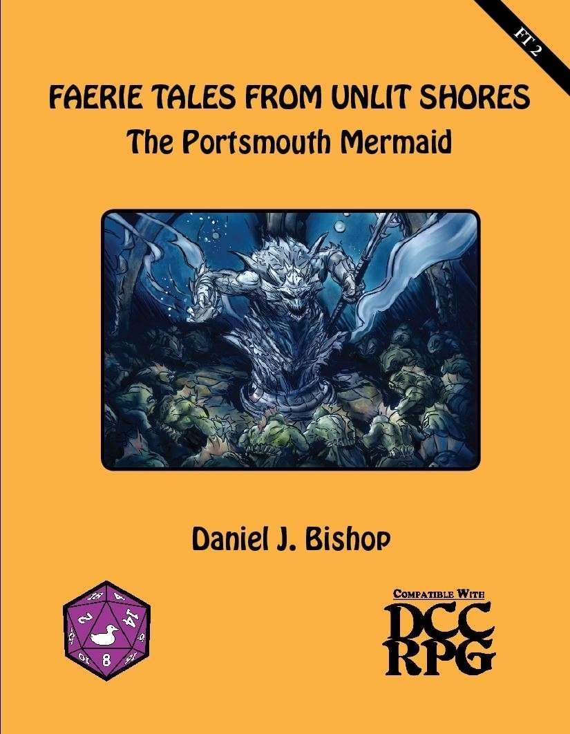 The Portsmouth Mermaid