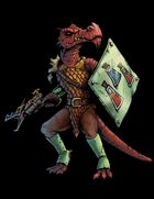 Stock Art: Kobold Gunslinger